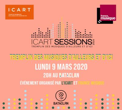 ICART SESSIONS 2020