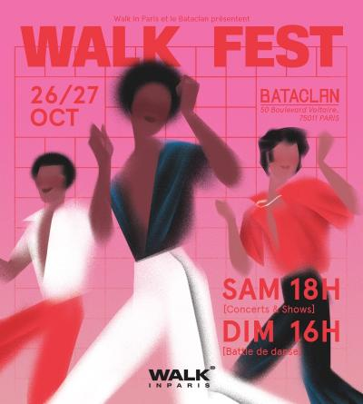LE WALK FEST - PASS 2 JOURS